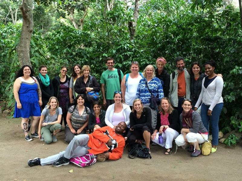 Spanish4Educators 2015 Cohort (at coffee plantation)