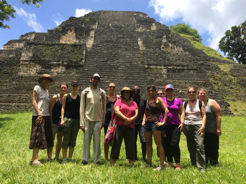 Spanish4Educators Tikal Group Photo